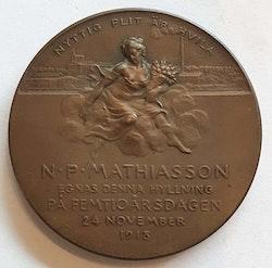 Mathiasson, Nils P.