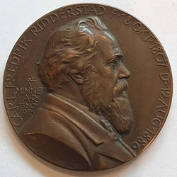 Carl Fredrik Ridderstad