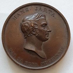 Järta, Hans