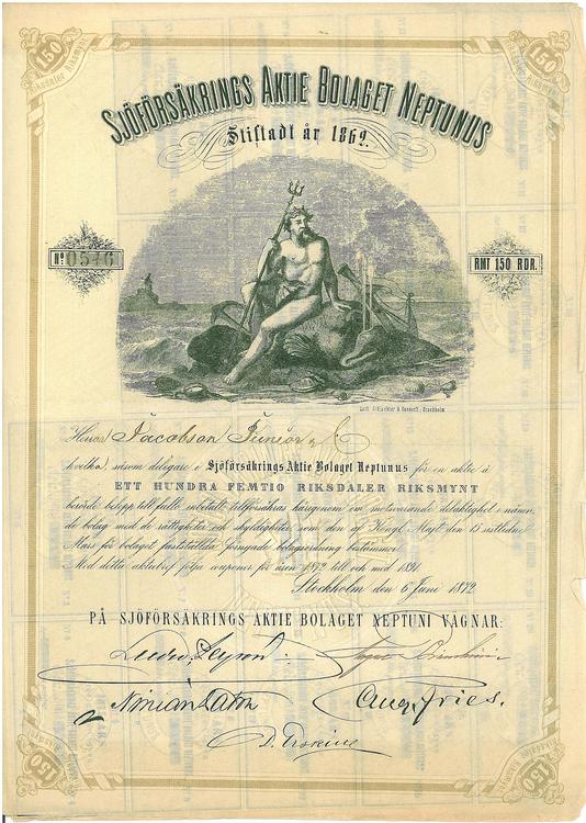 Sjöförsäkrings AB Neptunus