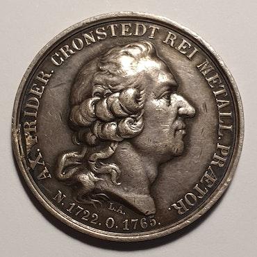 Cronstedt, Axel Fredrik 1882