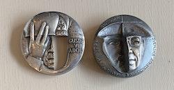 Räsänen, Kauko Gustav V Medalj i Silver