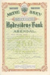 Agdesidens Bank AS