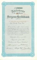 Bergens Kreditbank