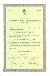 Det Dansk-Norske Dampskibsselskab