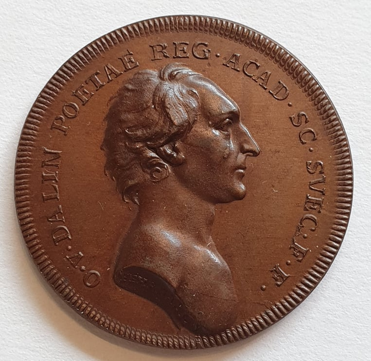Dalin, Olof von, 176