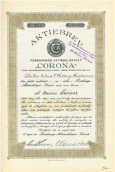 Forsikrings AS Corona