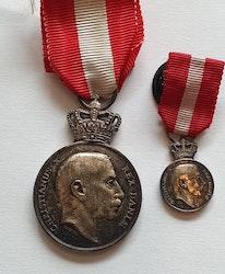 Danmark, Christian X medalj