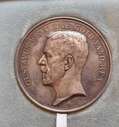 Gustav V, Kungliga Akademien