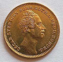 Oscar I Dukat, 1848