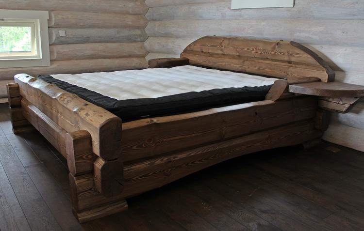 Säng - Birka