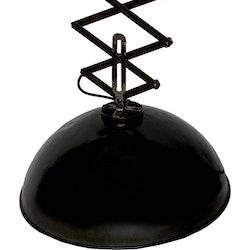 Taklampa Factory - svart