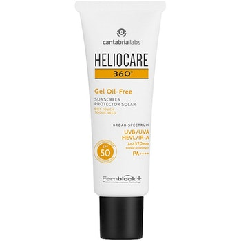 Heliocare 360° Gel oil free SPF 50