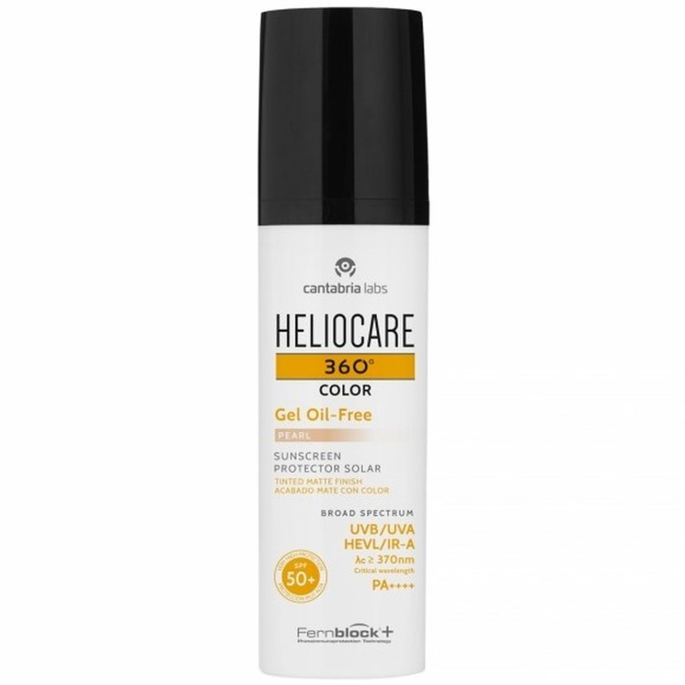 Heliocare 360° COLOR Gel oil-free SPF 50