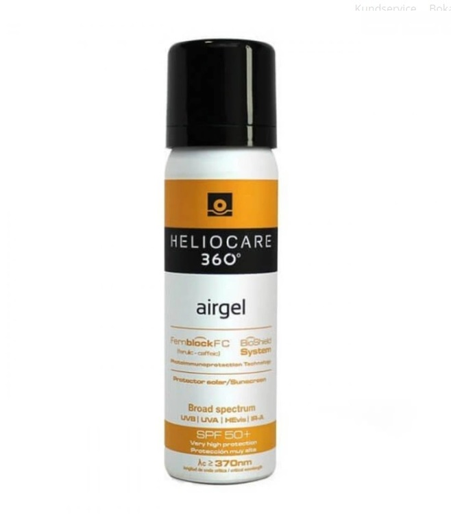 Heliocare 360° Airgel SPF 50