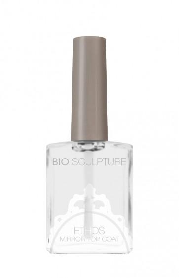 Bio sculpture mirror top coat