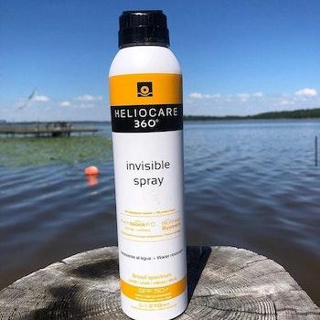 Heliocare 360° Invisible Spray SPF 50