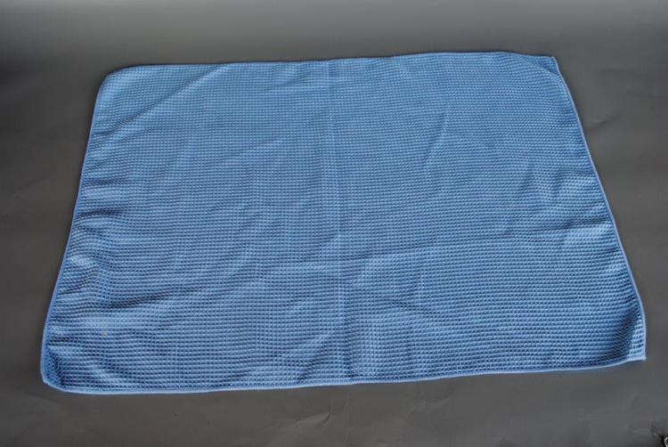 Microduk Våffelduk Blå (12-pack)