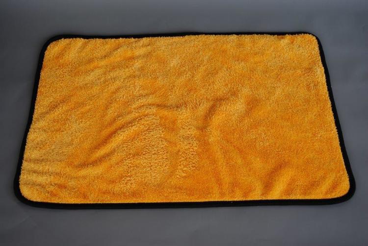 Microduk Soft Gul 40x60 cm (10-pack)