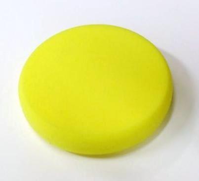 Polerrondell gul HPF 130x25(90st krt)