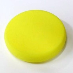 Polerrondell gul HPF 110x25