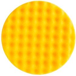 Polerrondell gul W HP 100x25 (180st krt)