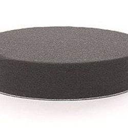 Polerrondell svart HP 160x25