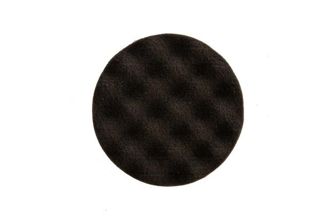 Polerrondell svart W HP 130x25 (90st krt)