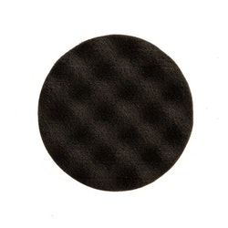 Polerrondell svart W HP 180x25 (50st krt)