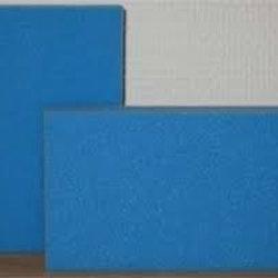 Vinyl svamp Blå 5-pack