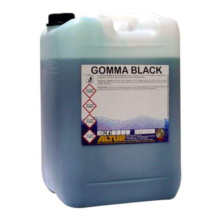 GOMMA BLACK 25kg