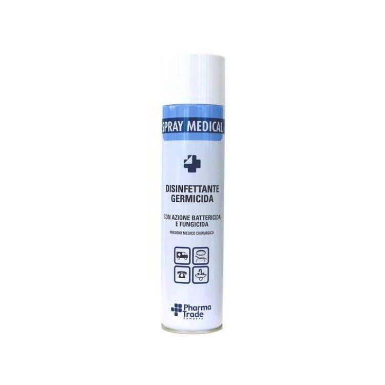 MEDICAL SPRAY CLIMA disinfettante PMC multiuso e A/C 400ml