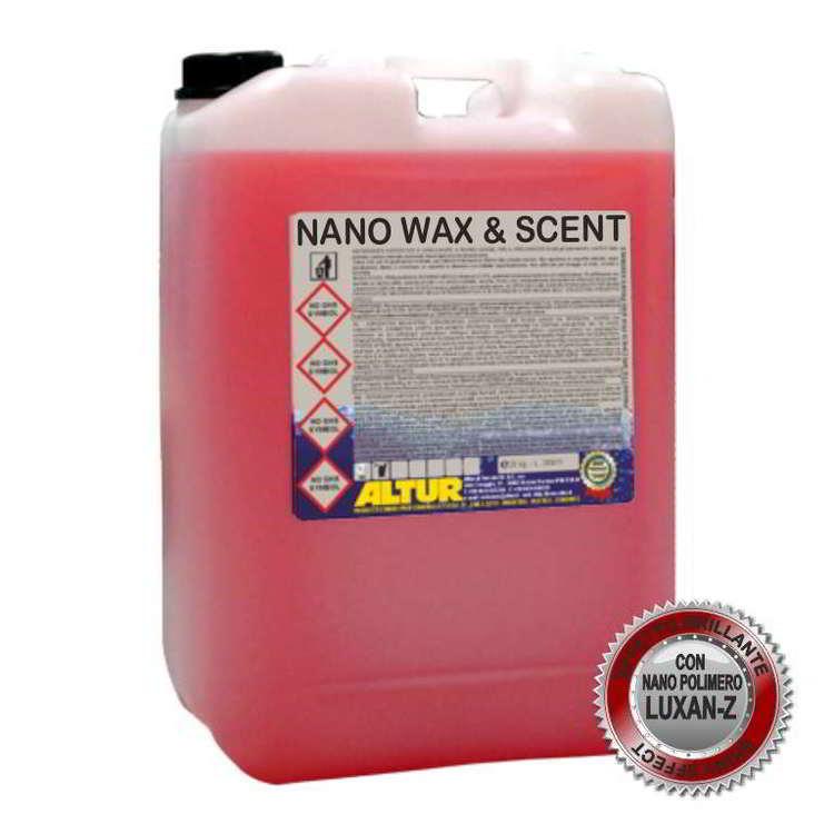 NANO WAX & SCENT 25kg
