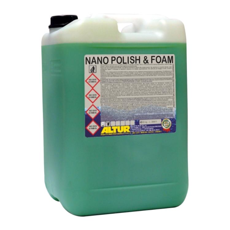 NANO POLISH & FOAM 25kg