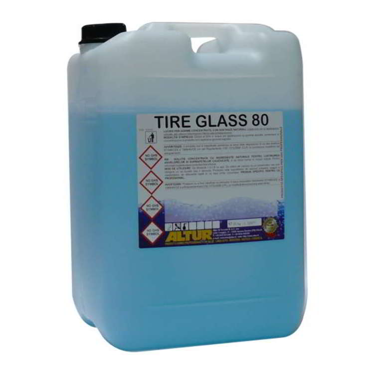 TIRE GLASS 80 25kg