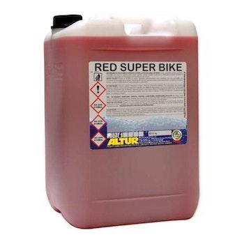 RED SUPER BIKE 10kg