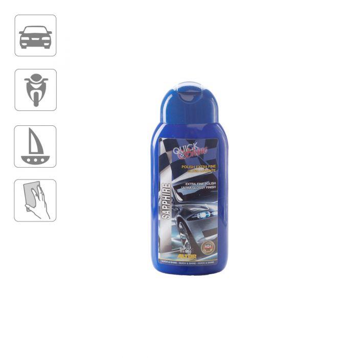 SAPPHIRE polish di finitura / finishing polish 250gr