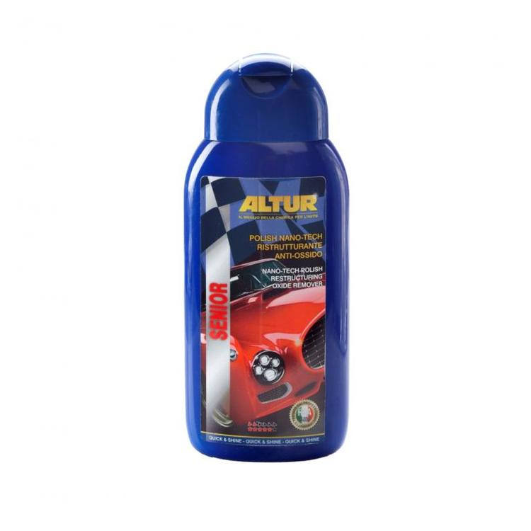 SENIOR polish nano tech 5 in 1 / deoxidizer 250gr