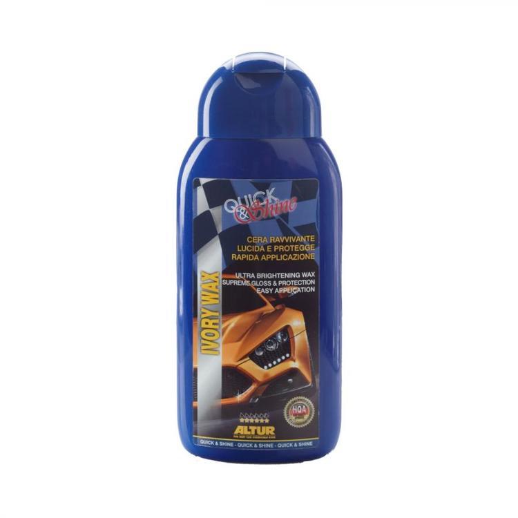 IVORY WAX carnauba protecting wax 250gr