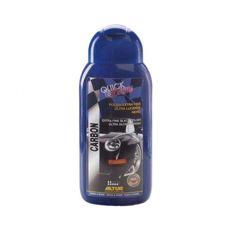 CARBON polish nero di finitura / finishing polish, black 250gr