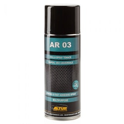 Altur AR03, strong and fast adhesive spray 400ml