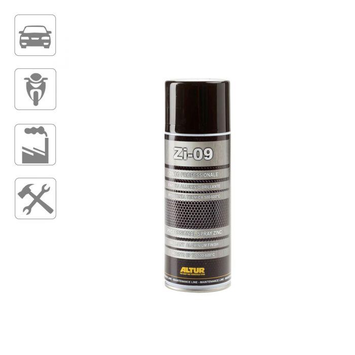 Altur Zi09 Zinco Alluminio spray 400ml