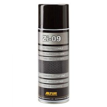 ZI09 ZINCO ALLUMINIO aluminium zinc spray 400ml
