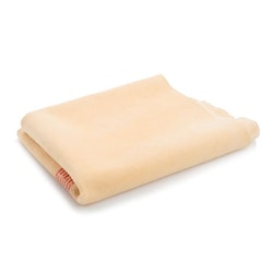 Natural Chamois Leather for car cleaning, XL size, 4 square feet
