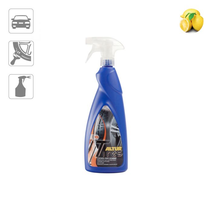 TIRES water based tire shine 750ml