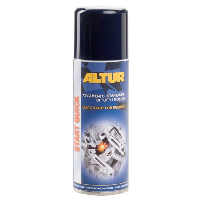 Altur Start Quick spray, helps the engine cold-start, 200 ml