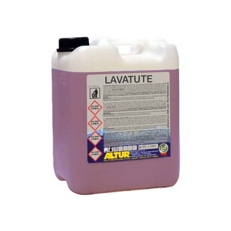LAVATUTE detergent for work clothes with enzymes 10kg