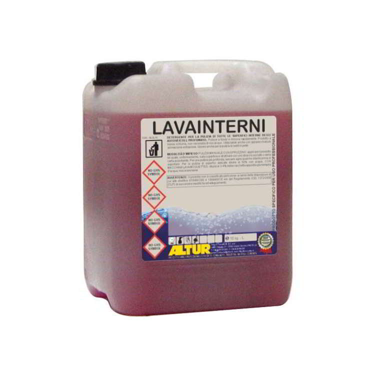 LAVATUTE detergent for work clothes with enzymes 5kg