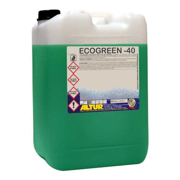 ECO GREEN -40°C verde / green 25kg