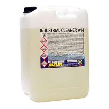 INDUSTRIAL CLEANER A14 25kg